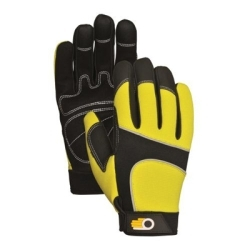 C7782HVXL by ATLAS GLOVE - Mens Hi-Vis Performance Xlg