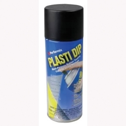 11203 by PLASTI DIP INTERNATIONAL - SPRAY-ON Black 12 OZ.CAN