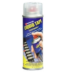 16009 by PLASTI DIP INTERNATIONAL - Liquid Tape 6oz spray - Clear