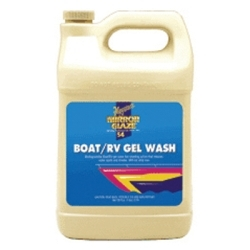 M5401 by MEGUIAR'S - Marine Boat /RV Gel Wash 1 Gallon