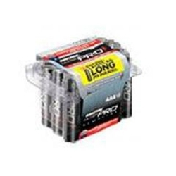 824-12CD by RAYOVAC BATTERIES - Alkaline Batteries, AAA Cell, 12 Pack, Reclosable Carded