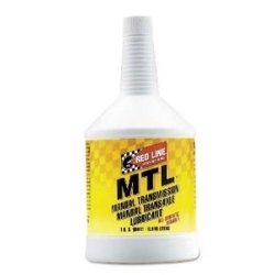 50204 by RED LINE SYNTHETIC OIL - MTL 70W80 GL-4, qt