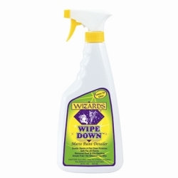 01220 by RJ STAR - Wipe Down Matte Paint Detailer, 22 oz Bottle, Removes Dust, Road Grime and Oily Residue