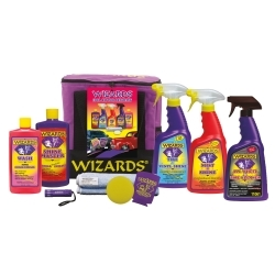 99004 by RJ STAR - 7 Piece Wizards® Detailing Cool Kit
