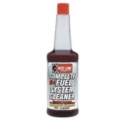 60103 by RED LINE SYNTHETIC OIL - SI-1 Fuel System Cleaner, 15oz