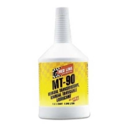 50304 by RED LINE SYNTHETIC OIL - MT-90 75W90 GL-4, qt