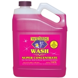 11079 by RJ STAR - Wizards® Wash Super Concentrated, 1 Gallon