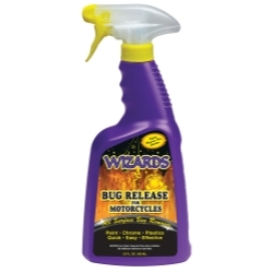 22081 by RJ STAR - Bug Release™ All Surface Bug Remover for Motorcycles, 22 oz