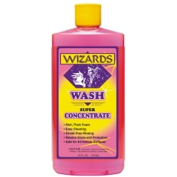 11077 by RJ STAR - Wizards® Wash Super Concentrated, 16 oz Bottle