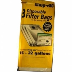 906-63-62 by SHOP-VAC - Filter Bags for 16-25G
