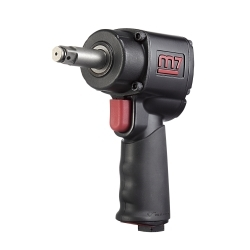 """NC-4620HQ by KING TONY - 1/2"""" Drive Quiet Mini Air Impact Wrench with 2"""" Extended Anvil"""