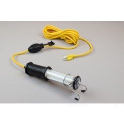 1925-2047 by GENERAL INDUSTRIAL MANUFACTURES - Stubby II LED, 25' cord, with Tool Tap