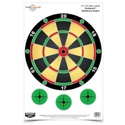 "35562 by BIRCHWOOD CASEY - Dirty Bird 12"" X 18"" Shotboard Game, Pack of 8"
