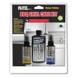BBQ 41504 by FLITZ - BBQ Grill Care Kit