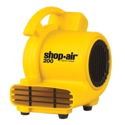 1030300 by SHOP-VAC - Portable 200 CFM Air Mover Fan