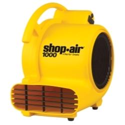 1030400 by SHOP-VAC - Shop Air 1000, Medium Portable Air Mover