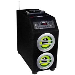 CSF-D45B by PREFERRED TOOL & EQUIPMENT/KTI - Portable Bluetooth Speaker System & Music Player