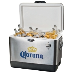 CORIC-54 by TOTAL CHEF - Corona Ice Chest, 54 Quart