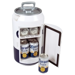 COR-06 by TOTAL CHEF - Corona Extra Can Cooler, 6 Can Mini