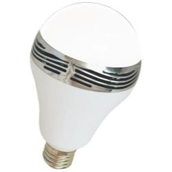 BMF-F01 by PREFERRED TOOL & EQUIPMENT/KTI - SoundLamp™ LED Light Bulb with Bluetooth Speaker