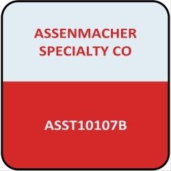 "T 10107 B by ASSENMACHER SPECIALTY TOOLS - 3/8"" Drive 6mm Long Hex Socket"
