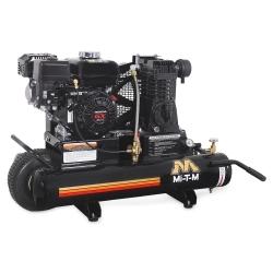 AM1-PH65-08M by MI-T-M - 8 Gallon Gas Air Compressor