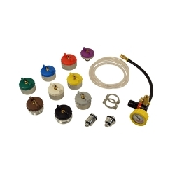 62868 by WAEKON INDUSTRIES - CST Cooling System Test and Adapter Kit