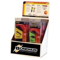 99998 by BONDHUS CORP. - 10 Torx Ball End L-Wrench Display