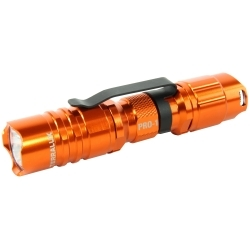 TLF-PRO1-OR by TERRALUX, INC - PRO-1 Hi-Vis Orange 150 Lumen Flashlight