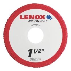 """1972914 by IRWIN TOOLS - LENOX Metal Max Die Grinder Diamond Cutoff Wheel 1.5"""" x 3/8"""""""