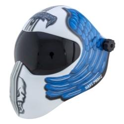 3012664 by SAVE PHACE - EFP B Series Heaven's Wrath Grind Helmet