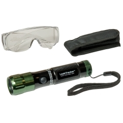 TP-8695 by TRACER PRODUCTS - UV LED High-Intensity Flashlight  (AAA) battery