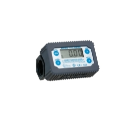 TT10PN by TUTHILL CORP - In-Line Digital Turbine Meter for Chemicals