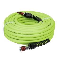 HFZP3850YW2-D by LEGACY MFG. CO. - Flexzilla Pro 3/8 x 50 w/CCX Ind Clpr&Plug