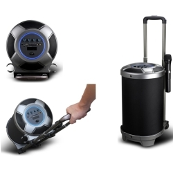 CSR-G080 by PREFERRED TOOL & EQUIPMENT/KTI - RockTube Mega Bluetooth Karaoke Speaker System