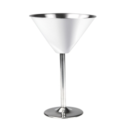 DW-100 by SARGE - GATSBY - Stainless Steel Martini Glass
