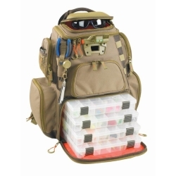 WT3604 by CUSTOM LEATHERCRAFT - Nomad Lighted Backpack