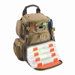 WT3503 by CUSTOM LEATHERCRAFT - Recon Lighted Backpack