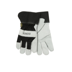 1932-XL by KINCO INTERNATIONAL - Split Cowhide Glove with Heatkeep® Thermal Lining