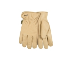 98RL-XL by KINCO INTERNATIONAL - Grain Cowhide Driver Glove with Heatkeep®, XLarge