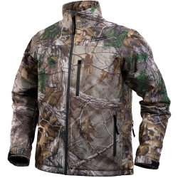 221C-20XL by MILWAUKEE - Milwaukee M12 Heated Jacket Only - Realtree Xtra