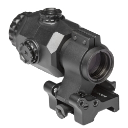 SM19062 by SELLMARK - Sightmark XT-3 Tactical Magnifier with LQD Flip to Side Mount
