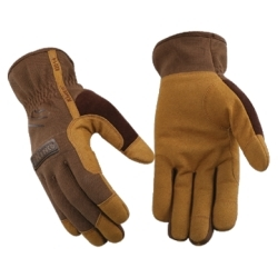 2014-L by KINCO INTERNATIONAL - KincoPro™ Brown MiraX2™ Glove, Large