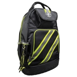 55597 by KLEIN TOOLS - Tradesman Pro High Visibility Backpack