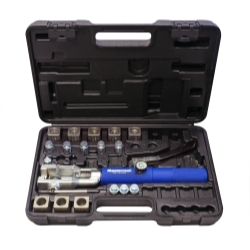72300 by MASTERCOOL - Push Connect 45Deg Double Flaring Set