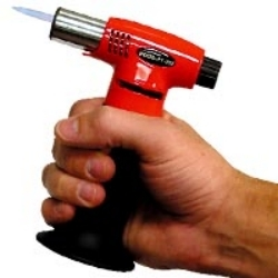 PT200 by SOLDER-IT, INC. - Electric Ignition Micro Butane Torch