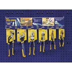2078804 by VISE GRIP - 12pc ProPliers Wire Merchandiser