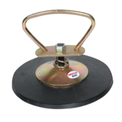 """77130 by ALC KEYSCO - 6"""" Patented Vacuum Suction Disc"""