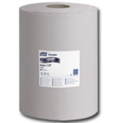 520337 by SCA TISSUE - Tork Premium 520 Multipurpose Wiper, Center Pull, Grey
