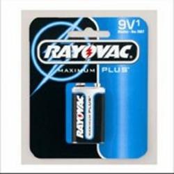 A1604-1 by RAYOVAC BATTERIES - ALK 9V CARD 1PK